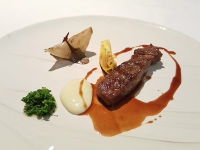 Alma by Juan Amador At Goodwood Park Hotel, Orchard, Singapore, 1 Michelin Star Restaurant - Blackmore Wagyu