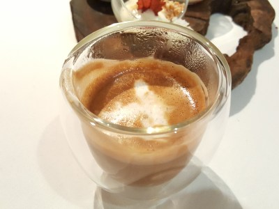 Alma by Juan Amador At Goodwood Park Hotel, Orchard, Singapore, 1 Michelin Star Restaurant - Cappuccino