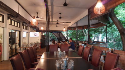 Coyote Tex-Mex Bar & Grill At Phoenix Park, Tanglin, Singapore - Outdoor