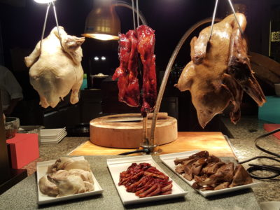 Taste Of Discovery Buffet By Latest Recipe @ Le Meridien Sentosa, Singapore - Hong Kong Style Roast meat and Steamed Poultry