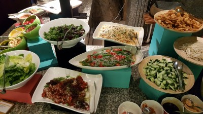Taste Of Discovery Buffet By Latest Recipe @ Le Meridien Sentosa, Singapore - Starters and Salad