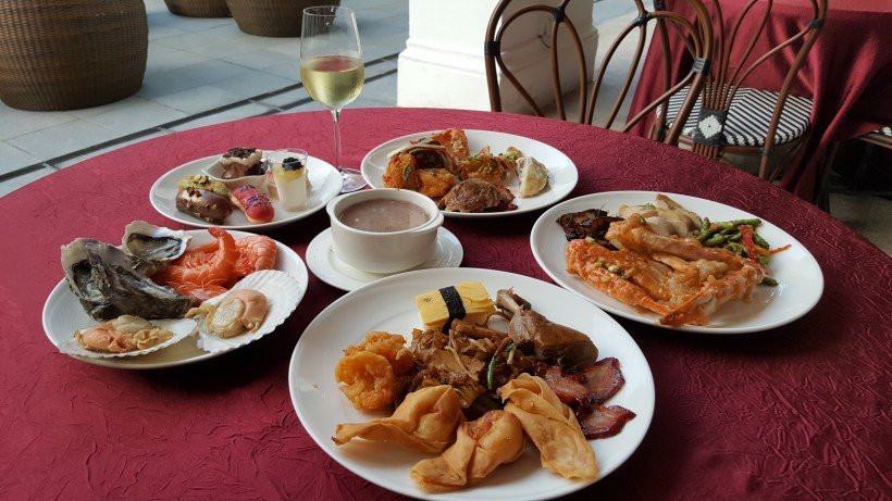 Taste Of Discovery Buffet By Latest Recipe @ Le Meridien Sentosa, Singapore - Feasting