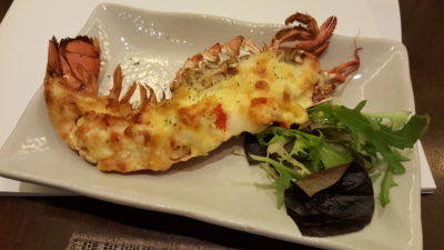Taste Of Discovery Buffet By Latest Recipe @ Le Meridien Sentosa, Singapore - Baked Boston Lobster with Hollandise