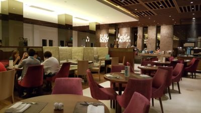Taste Of Discovery Buffet By Latest Recipe @ Le Meridien Sentosa, Singapore - Interior