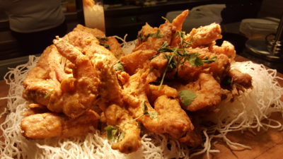 'Ultimate Prawn Party' By Makan@Jen At Hotel Jen Orchardgateway Singapore - Salted Egg Prawn