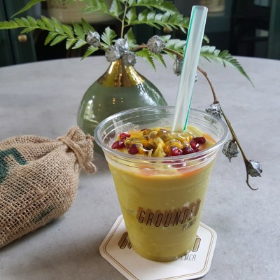 Grounded By CMCR at Robertson Quay, Singapore - AvoMango ($10)