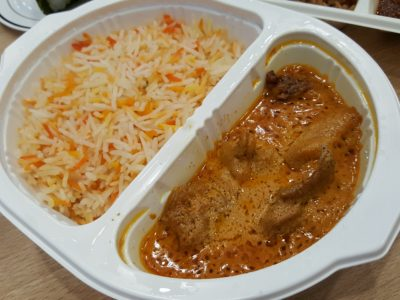 7-Eleven Singapore Fresh Chilled Ready-To-Eat Meals - Butter Chicken Biryani ($3.90)