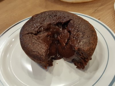 7-Eleven Singapore Fresh Chilled Ready-To-Eat Meals - Chocolate Lava Cake ($2.80)