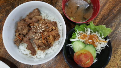 Tokyo Connection At Bandung Indah Plaza In Bandung, Indonesia - Original Beef Teriyaki (IDR 35k)