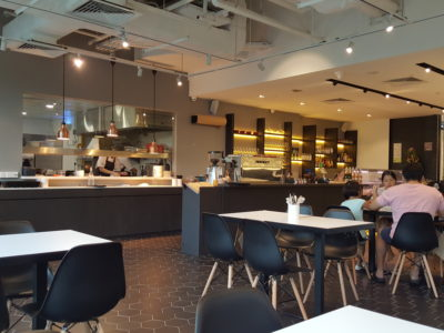 Otto's Deli Fresh At Raffles Holland V In Holland Village, Singapore - Overview of cafe