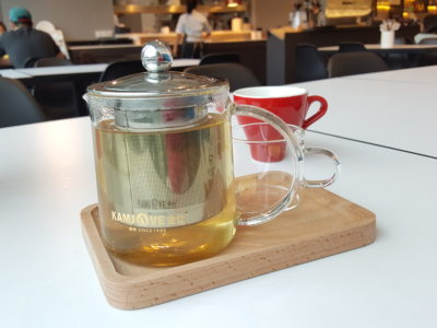 Otto's Deli Fresh At Raffles Holland V In Holland Village, Singapore - Ette Tea Lychee Konnyaku ($6)