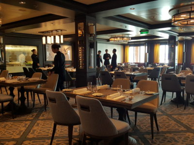 Genting Dream Cruise Line, Asian Luxury Cruise Line - Bistro By Mark Best