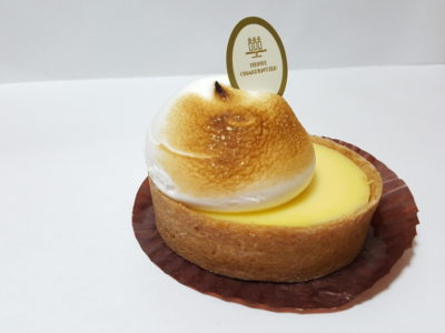 Top 6 Fave From Henri Charpentier @ Orchard Central - Lemon Tart
