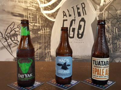 Alter Ego Cafe By A Poke Theory At Esplanade - Bottled Beer