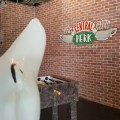 Central Perk, F.R.I.E.N.D.S Theme Cafe, At Central Mall - Patsy The Dog