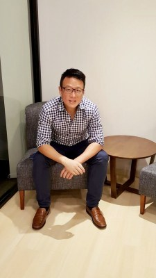 NAHMJ Writers - Oliver Li (Food Writer)