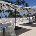 A Taste Of Hawaiian At Ola Beach Club along Siloso Beach @ Sentosa, Singapore - More view of the beach