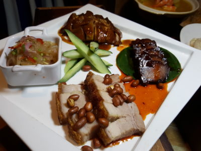 Celebrating Lunar New Year 2017 With 10 At Claymore At Pan Pacific Orchard Singapore - Roast Meat