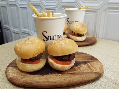 Stirling Bar & Grill At Cheong Chin Nam Road - Stirling Slider ($3 each)