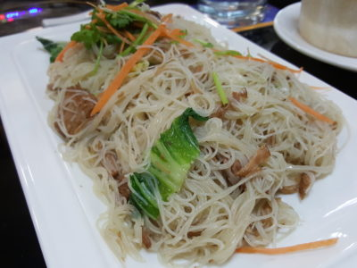 Just Steam 纯蒸 At North Bridge Road - Signature Mee Hoon