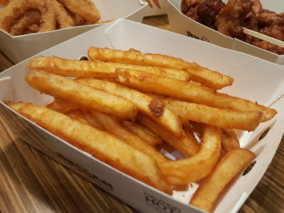 Taiwan's Fried Chicken Master At NEX - Crispy French Fries ($2)