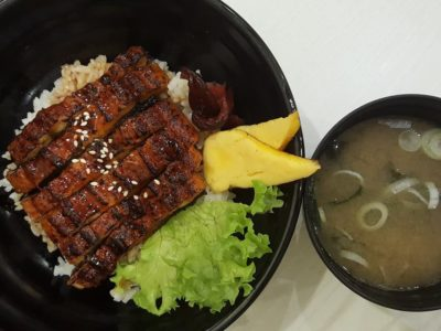 Sushi Mentai At Junction Nine In Yishun, Singapore - Unagi Don ($13.80)