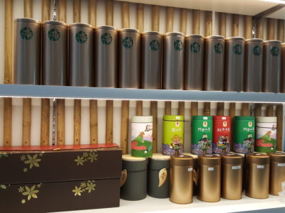 Yuan Cha @ Far East Plaza, Second Outlet Now In Town - Tea Leaves