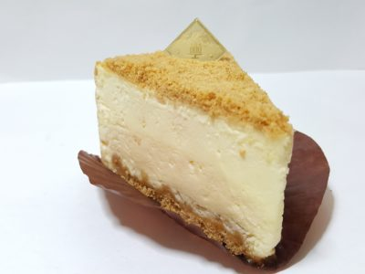 Top 6 Fave From Henri Charpentier @ Orchard Central - Double Cheesecake