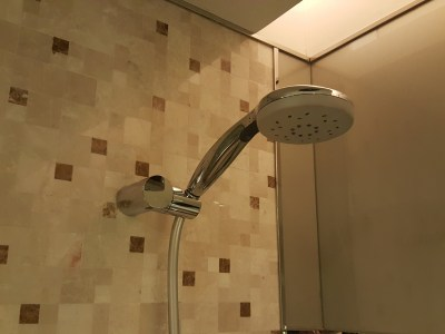 Renaissance Shanghai Pudong Hotel - Non-adjustable Shower Rail