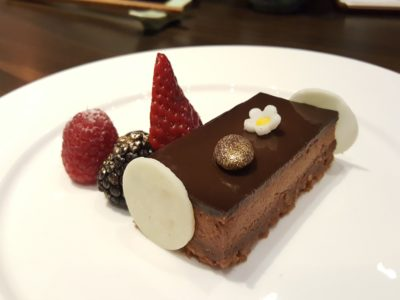 Emporium Shokuhin Signature Card For 6 Signature Dishes At $99 Instead of $224, Value For Money - Valrhona Chocolate Cake (Usual price: $7.20) By Kohi-Koji Café & Bakery
