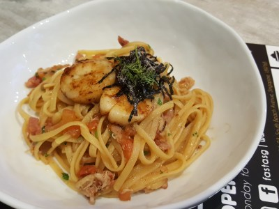 South Beach Avenue, The D-Place To Be For Everyone - Fasta, Scallop Wallop ($16)