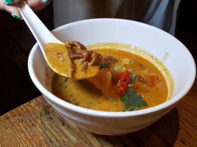 Revamped With New Tenants At Food Republic VivoCity - JJ Thai Street Cuisine, Thai Roast Duck Curry ($6)