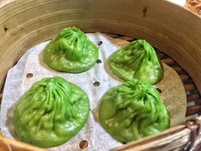 Si Chuan Dou Hua At PARKROYAL on Kitchener Road - Truffle Xiao Long Bao
