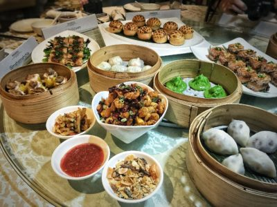 Si Chuan Dou Hua At PARKROYAL on Kitchener Road - The Art of Dim Sum
