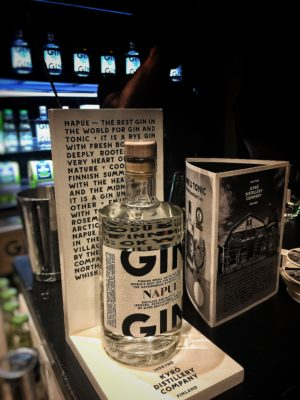 World Gourmet Summit 2017 – Awards of Excellence Presentation Ceremony and Opening Reception - Gin by Napue