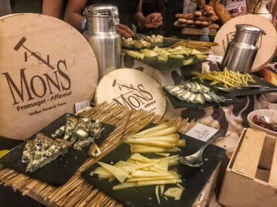 World Gourmet Summit 2017 – Awards of Excellence Presentation Ceremony and Opening Reception - Cheeses by Mons