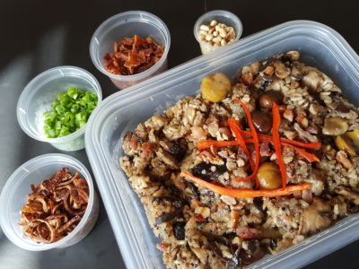 Dine Inn Community Portal For Home-Cooked Food With Love - Joyce Wee, Prosperity Rice ($25)