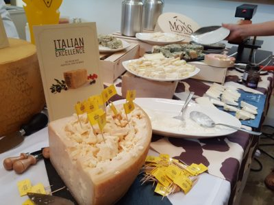 WGS 2017 Presents Sunday Brunch at Tamarind Hill - Cheese