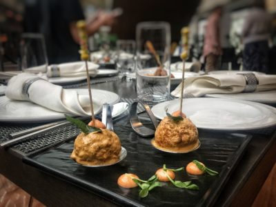 Punjab Grill Presents A Night of Music and Food for the Soul for World Gourmet Summit 2017 - Lobster Minced Dumpling Kebab