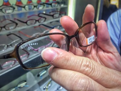 Leading Japanese Eye-wear Chain Zoff Flagship Store in Singapore At Orchard Central - Bendable Zoff Smart