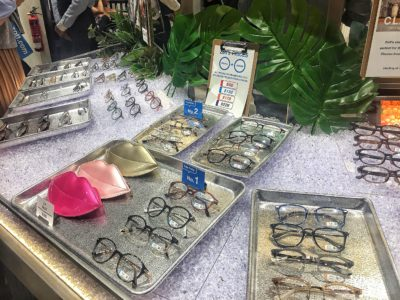 Leading Japanese Eye-wear Chain Zoff Flagship Store in Singapore At Orchard Central - Spectacles on Display (Top Picks)