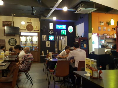 The Ranch Serving Comfort Western Food Right Beside Aljunied MRT Station - Interior
