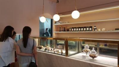 Nesuto By Folks Behind SHUU Offering French Patisserie At Tras Street - Counter