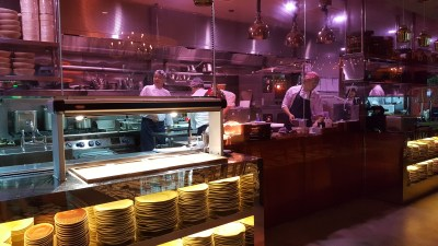 Beast & Butterflies At M Social Boutique Hotel, Good Vibes And Delish Food - Open Kitchen at Beast & Butterflies