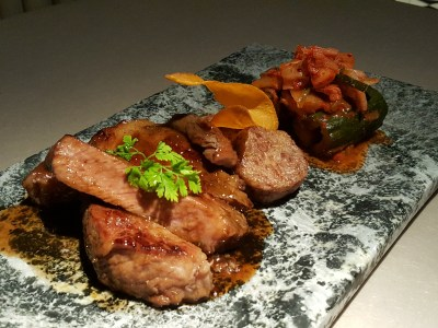 Beast & Butterflies At M Social Boutique Hotel, Good Vibes And Delish Food - Wooly Pork ($35)