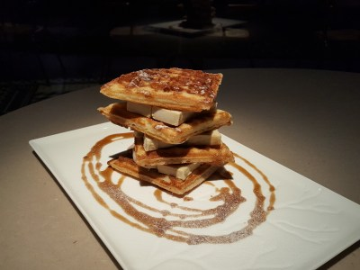 Beast & Butterflies At M Social Boutique Hotel, Good Vibes And Delish Food - Durian Waffle ($20)