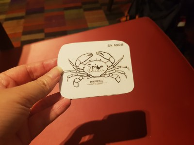 Spice Brasserie's Endless Crabs Party Dinner Buffet At Parkroyal On Kitchener – Lobster Redeemption Card