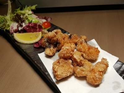 Hibiki Japanese Restaurant At Bukit Timah Road Offering Yakitori, Sake Shabu-Shabu And Many More - Tako Karaage ($14.80)