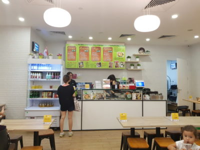 Green Croft At Galaxis Keeps Your Figure Slim But Your Wallet Fat, One North Singapore - Shop