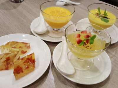 Crystal Jade Kitchen Refreshed Menu With More Cantonese Wok-Fried Dishes At Centrepoint - Desserts